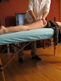 Touchy Feely Massage Porn Pros Network
