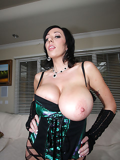 Cheap whore with big boobs fucked without mercy