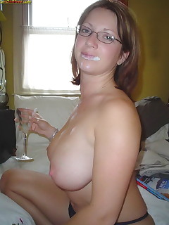 Hot amateur wife blowjobs