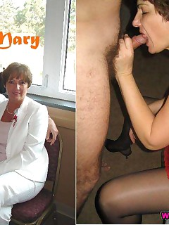 Real before-and-after pics of amateur wives Real before-and-after pics of amateur wives