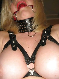 tied up milf