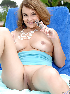 Anilos.com - Freshest mature women on the net featuring Anilos Rebecca Bardoux babe anilos