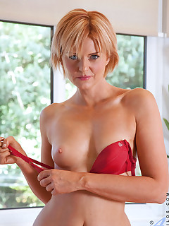Anilos.com - Freshest mature women on the net featuring Anilos Rebecca mature nude wife