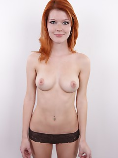 Its been a long time since we had offered you a redhead. We are deeply sorry and today well try to make that up for..