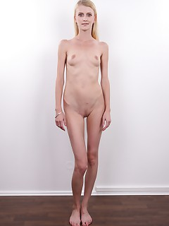 Katka is so thin shes almost invisible. Her fast.. Czech Casting