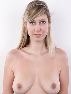 Silvie, 26 years old girl from Brno would like to be a model. Who wouldnt? But Silvie has got what it takes. She has a..