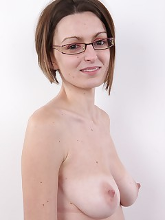 Ok, Marketa is no librarian, but you have to admit she looks like one. Marketa is tall, slim, equipped with nice..