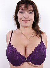 These titties are fairytale material, gentlemen. Their lucky owner, Lenka, is a confident cougar - born and raised in..