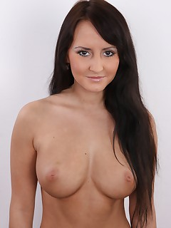 Silvie is from the rare breed of slim girls with huge tits. Thats a combination hard to find and she deserves being..