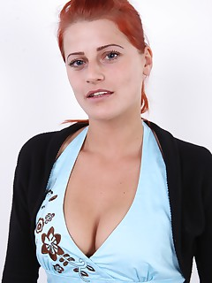 Well this was a surprise. Do you remember this redhead? Of course you do, shes Zuzana, the one in the lead role of the..