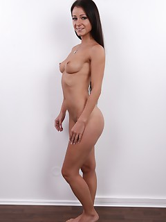 Nobody believes Kristyna she is 27. No wonder, she does look like a 17 years old girl. However she is legal to do all..