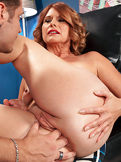 A Salty Load Of Cum For Pepper. Anal, Blowjob, Cumshot
