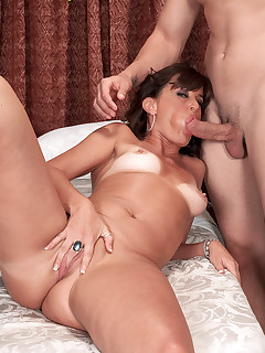 Will Ruby Get Fucked In Her Ass?. Anal, Blowjob, Cumshot