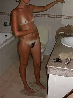 Set of various dirty and hot housewives' cunts and tits Dirty housewives' cunts and tits