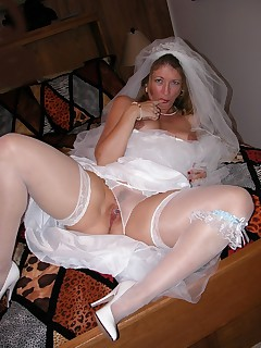 Even brides need to relax a littleand well you know how I like to relaxGood thing I can recover quickly Kisses Devlynn