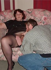 Amateur homemade MILF TAC..