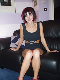A photographer friend was very keen to take some picturesSo I invited him round and just had to dress up Of course I..