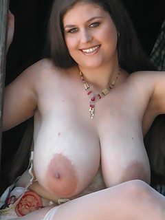 Heres a shoot I did for Dannis Hard DriveCom Their members seem to love my big soft tits how about you