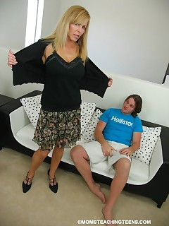 Hot Teen Getting Fucking Lessons