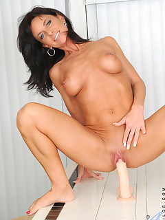 Anilos.com - Freshest mature women on the net featuring Anilos Sarah Bricks naughty anilos
