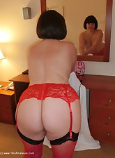 I Took a little trip away to a hotel and my room looked out onto the golf courseI just loved stripping and teasing to..