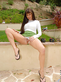 Anilos.com - Freshest mature women on the net featuring Anilos Alexandra Silk free mature moms