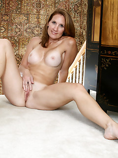 Anilos.com - Freshest mature women on the net featuring Anilos Crystal milf pussy