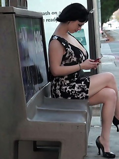 Surprise Bus Stop Facial
